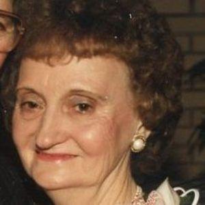 Thelma Mode Martin Obituary Photo
