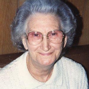 Dorothy Bright Mode Obituary Photo