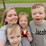 Julie, Jacob, Brinley and Paxton Burton Edwards