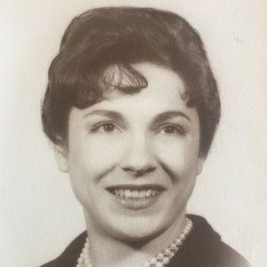 Mrs.  Theresa Rose Burke