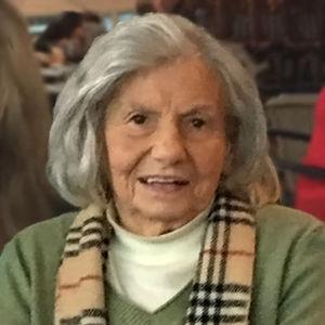 Helene T Megge Obituary Photo