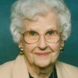 Margaret Ruth Collins