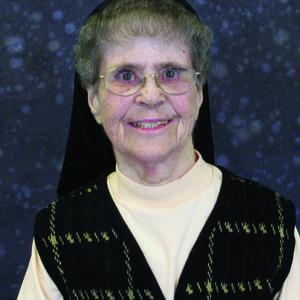 Sister Marie Brenda Vowels