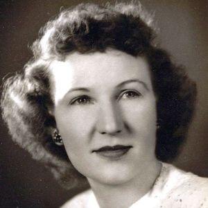 Betty  Sturrock