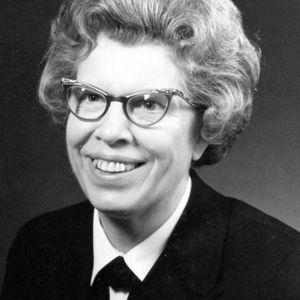 Alene Duerk Obituary Photo