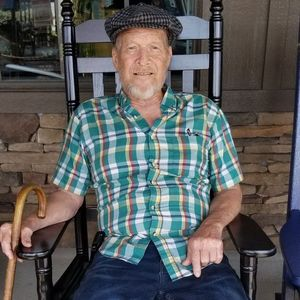 Charles Fredrick Logue Obituary Photo