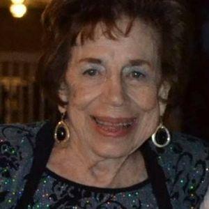 Mrs. Ione Barber  Ericson