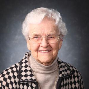 Dr. Margaret DeWitt Van Wylen
