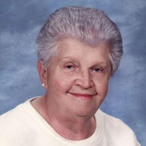 Ms. Anna Mary Herbst Obituary Photo