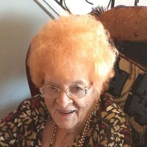Theresa E. Deal Zito Obituary Photo
