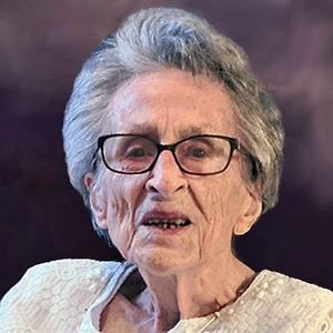 Gertrude Natalie Berlinger Obituary Photo