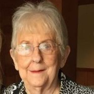 Mary  Therese Methven Obituary Photo