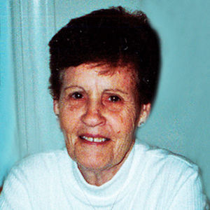Elizabeth Virginia Robertson Obituary Photo