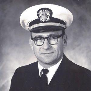 Lcdr Ronald Victor Gillette, USN