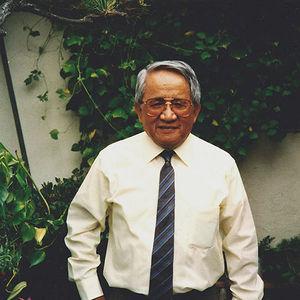 Mr. Damaso S.  Gabriel Obituary Photo