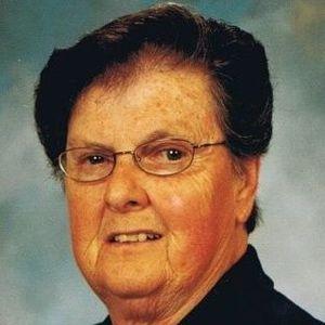 Sr. Mary Thomas McGranahan, RSM Obituary Photo