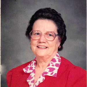 Bertha Kuykendall McNichols Obituary Photo