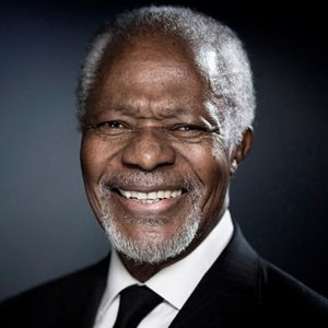 Kofi Annan Obituary Photo