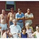 "Father's Day 1981 at ""The Farm"" What a great bunch of people !"