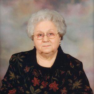 Margaret Lucille Frederick