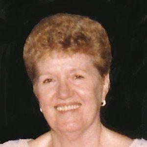 Bertha E. McGarvey Matrone Obituary Photo