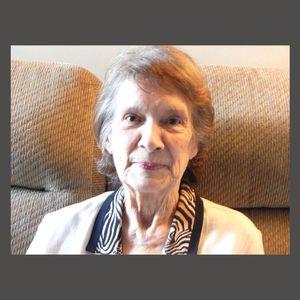 Shirley Morgan McElhenney