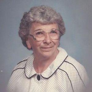 Gertrude  Benter