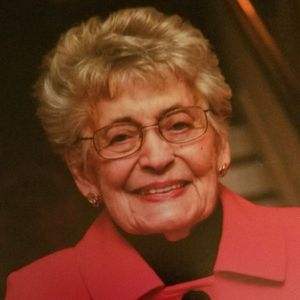 Helen F. Wydeck Obituary Photo