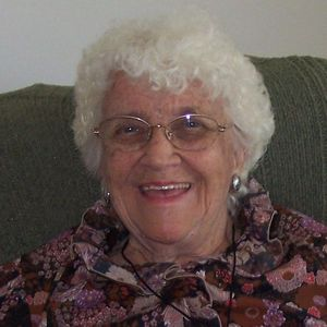 Barbara M Kingsbury Obituary Photo