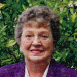 Portrait of Joanne F. Carnes