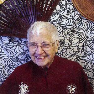 Imogene M.  Eaker Obituary Photo