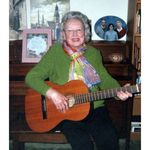 She loved music and played guitar and piano.