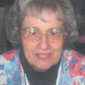 Lucille Martin Obituary Photo