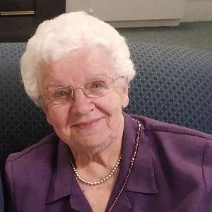 Bertha V. (Saari) Brickley