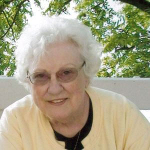 Beverly 'Bev' A. Adam Obituary Photo