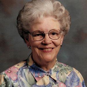 Mary Gertrude (Gertie) Wyss