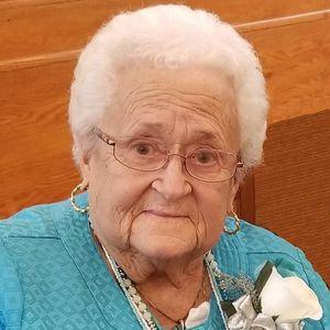 "Virginia V. ""Ginny"" Borgerding Obituary Photo"