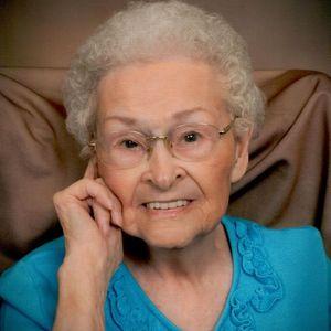 Patsy Mary Helen Woods Obituary Photo