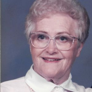 Doris (Dorie) L. Welch