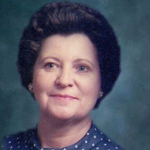 Hazel Mobley Bowling Shuford Obituary Photo