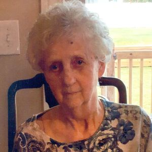 Mary  E.  Williams Obituary Photo