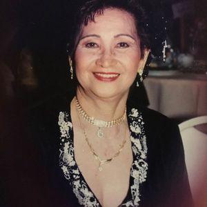 Mrs. Maria F.  Dabu Obituary Photo