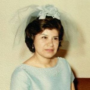 Marieta  G.  Patterson Obituary Photo