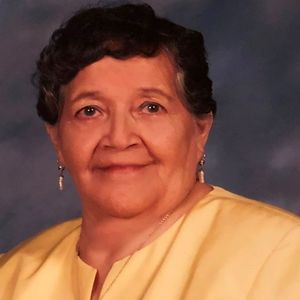 Gloria Maria Trujillo Obituary Photo