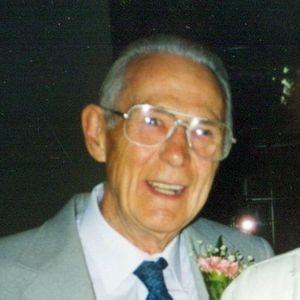 Jack Frederick Sweetenham Obituary Photo