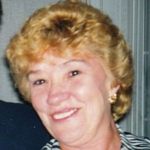 "Dorothy E. ""Pookie"" Travaglini Obituary Photo"