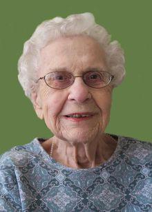Marian J.  Newell, 98, January 29, 1920 - September 17, 2018, Wheaton, formerly of Aurora, Illinois