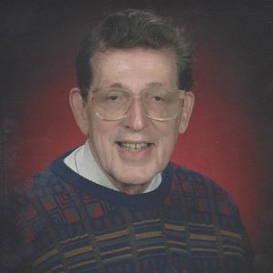 "Mr. Richard ""Dick"" Elliot Obituary Photo"