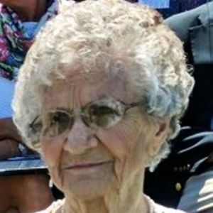 Mary Ruth Brunson Jarriel