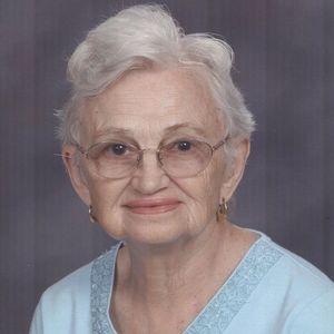 Mary Agnes Taylor